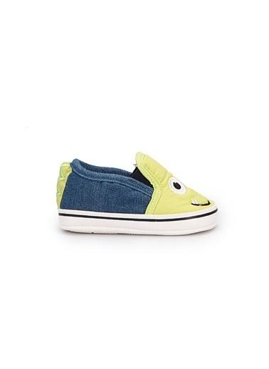 Spyman Ayakkabı Yeşil